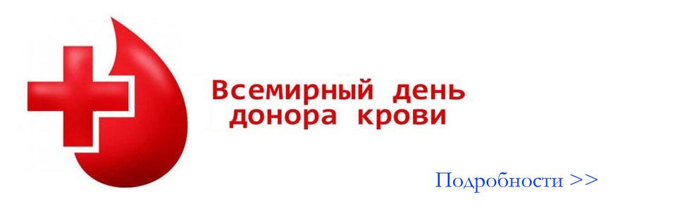В Челябинске отметят Национальный День донора