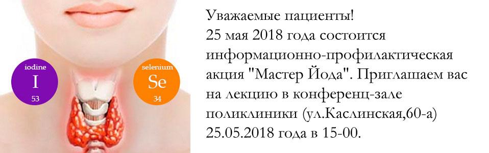 """Информационно-профилактическая акция """"Мастер Йода"""""""